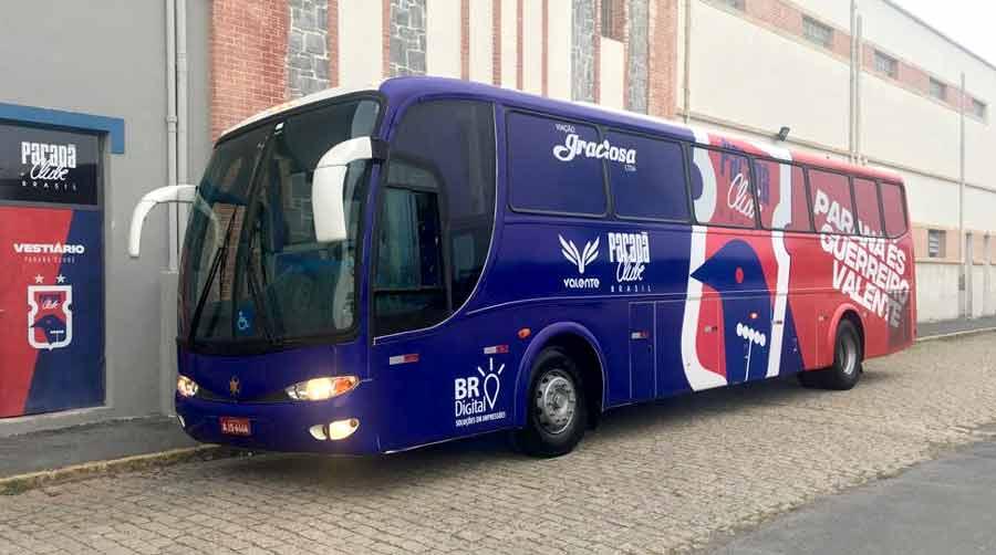 Paraná anuncia nova permuta com empresa de ônibus