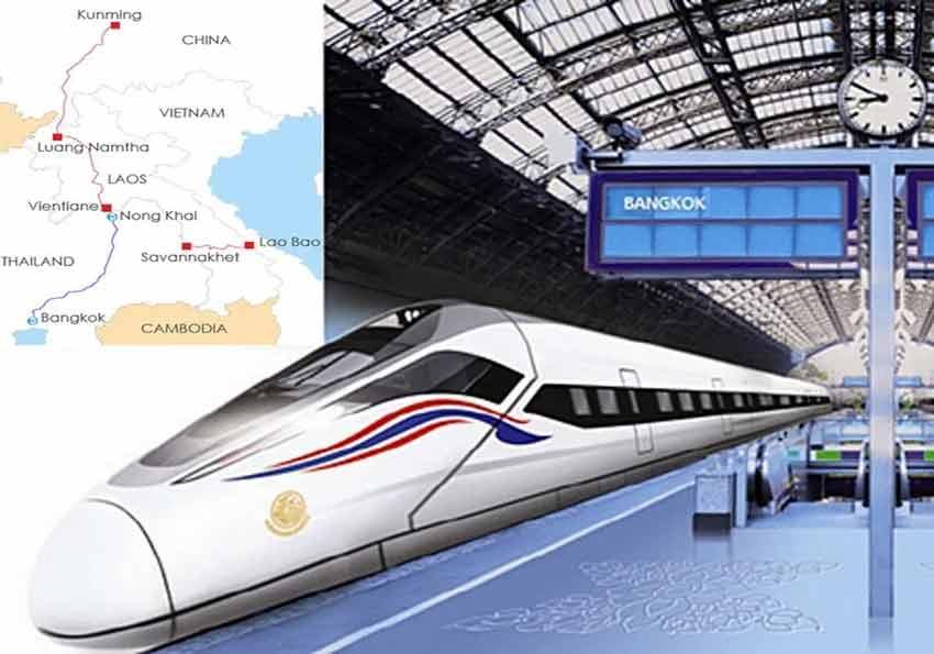 Tailândia terá trem de alta velocidade de 220km que ligará três aeroportos