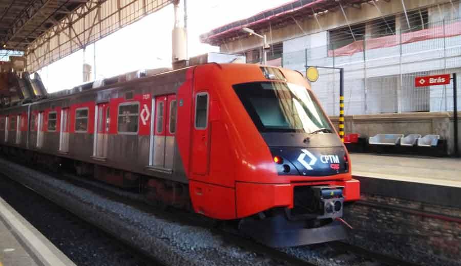 CPTM aprova testes e Linha 7-Rubi seguirá até a estação Brás de forma definitiva