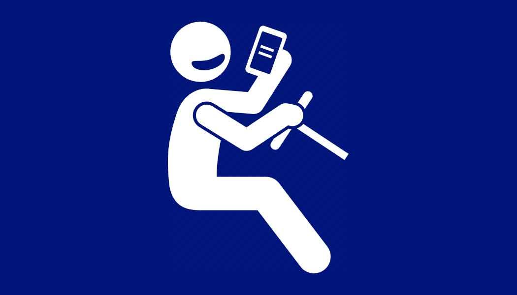 Novo radar percebe quando você está usando celular até de noite