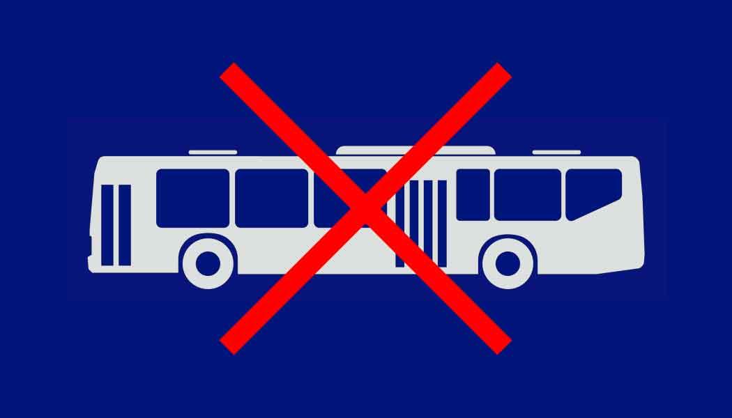 Cidades do ABC Paulista suspendem transporte público a partir do dia 29