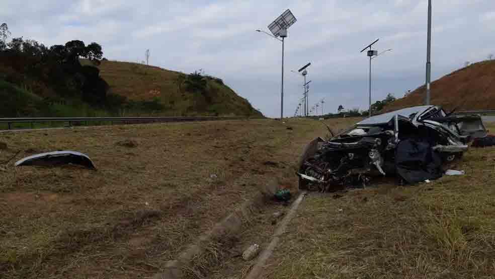 Fundador do Partido Verde, Alfredo Sirkis morre em acidente de carro. Foto: PRF Divulgação
