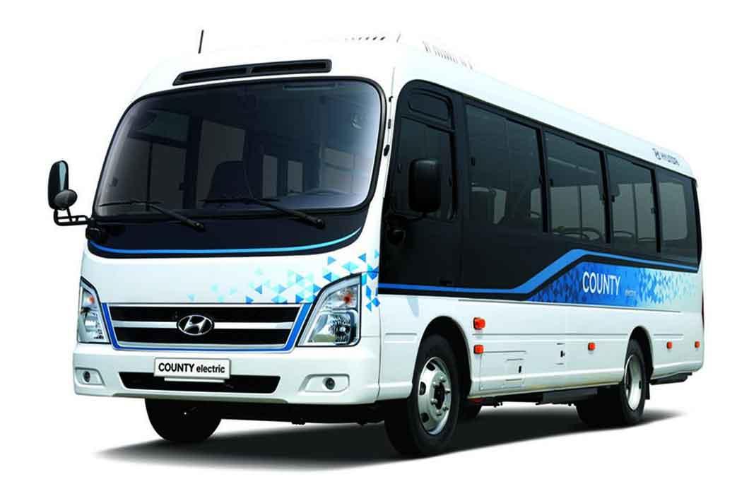 Hyundai County Electric