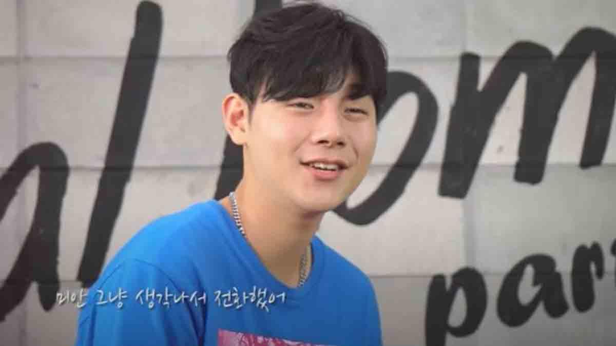 Morre o cantor de k-pop Jo Yoong, ao fazer entregas de moto para se manter durante a pandemia. Foto: reprodução