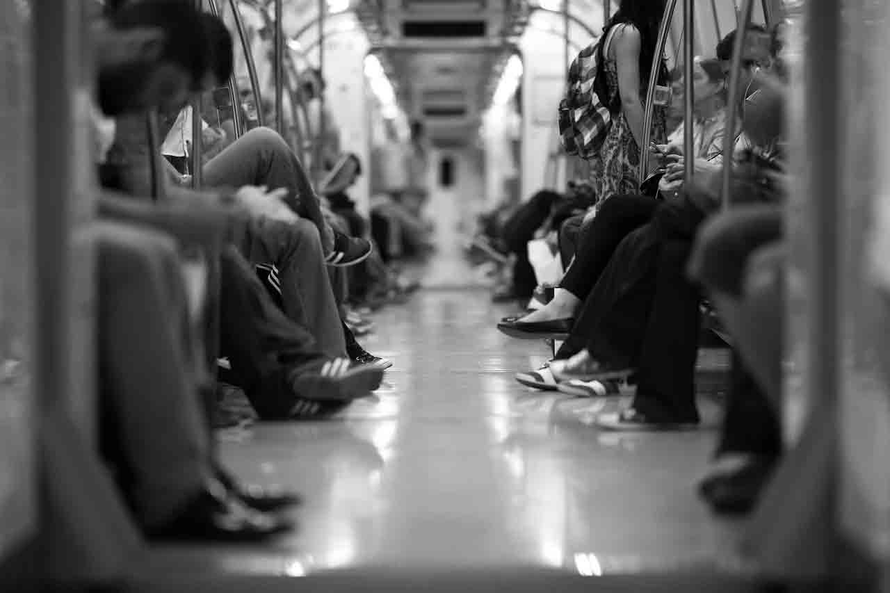 Metrô de Belo Horizonte amplia horário e reduz intervalos entre as viagens a partir de quinta-feira. Foto: Pixabay