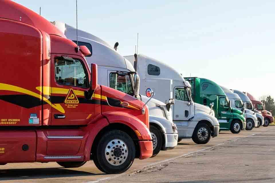 Rodovias são ocupadas por caminhoneiros em oito estados. Foto ilustrativa: Pixabay