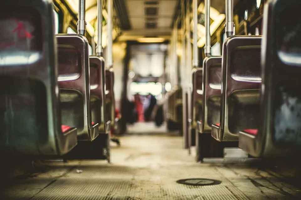 ônibus. Foto: Pixabay